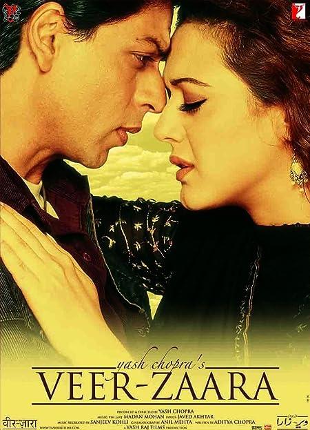 Veer-Zaara (2004) Hindi Blu-Ray  480P | 720P  x264  500MB | 1.5GB  Download