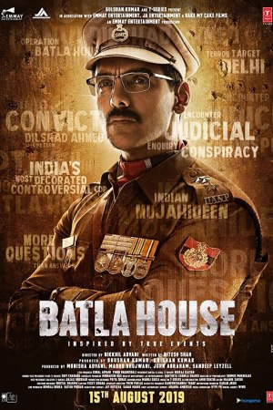Upcoming Bollywood Movie Batla House First Look Poster New
