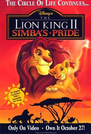 O Rei Leão 2 – O Reino de Simba Dublado Online