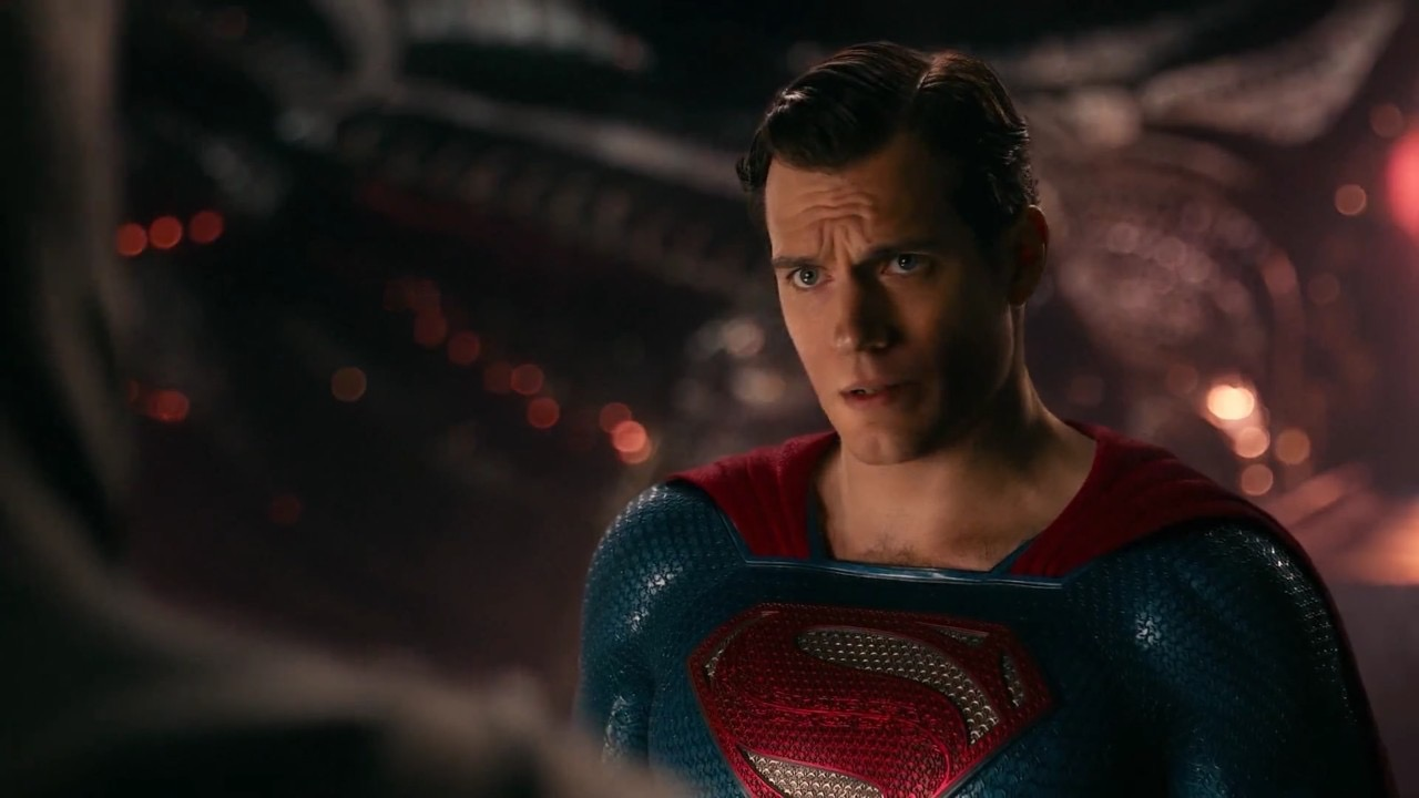 Henry Cavill / Justice League / Warner Bros. Pictures. © 2019. All rights reserved.