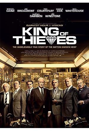 King of Thieves Legendado Online