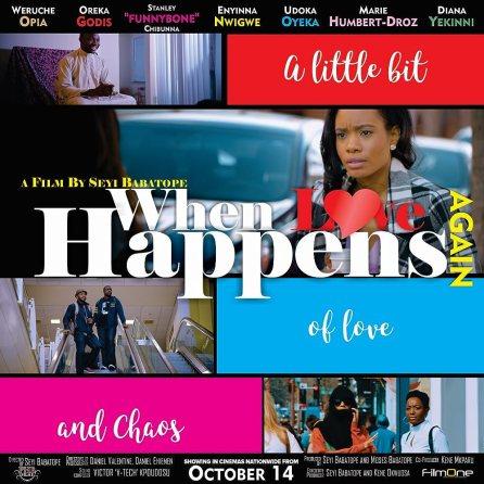 When Love Happens Again (2016)