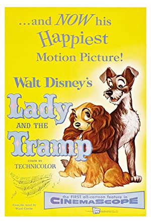 A Dama e o Vagabundo Disney Dublado Online