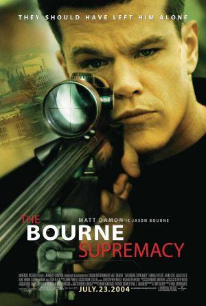 A Supremacia Bourne Dublado Online