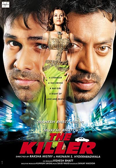 The Killer (2006) Hindi DvD-Rip 720P  x264  AAC 700MB  Download