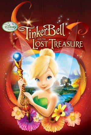 Tinker Bell e O Tesouro Perdido Dublado Online