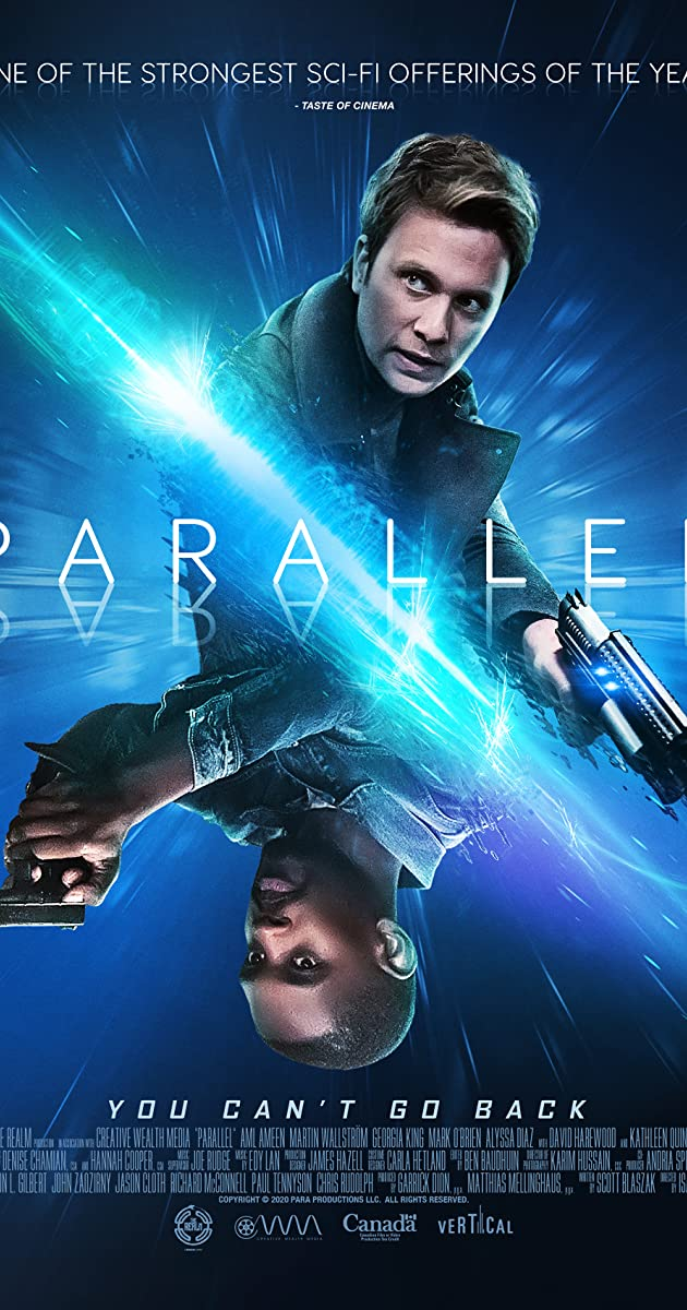 Image result for Parallel 2021 imdb