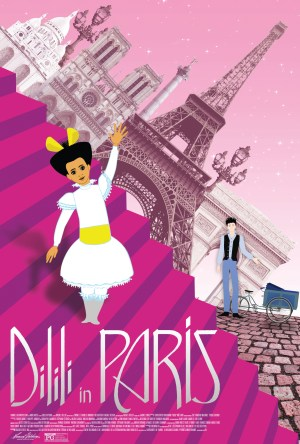 Dilili em Paris Dublado Online