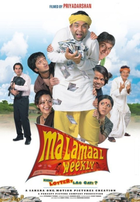 Download Malamaal Weekly 2006 Hindi Movie WebRip  480p | 720p