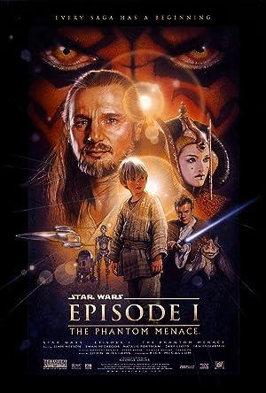 Star Wars: Episódio I – A Ameaça Fantasma Dublado Online