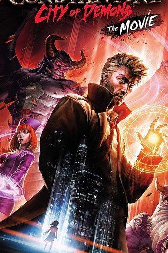 Constantine: Cidade dos Demônios – O Filme Dublado Online