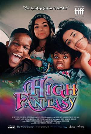 High Fantasy Legendado Online