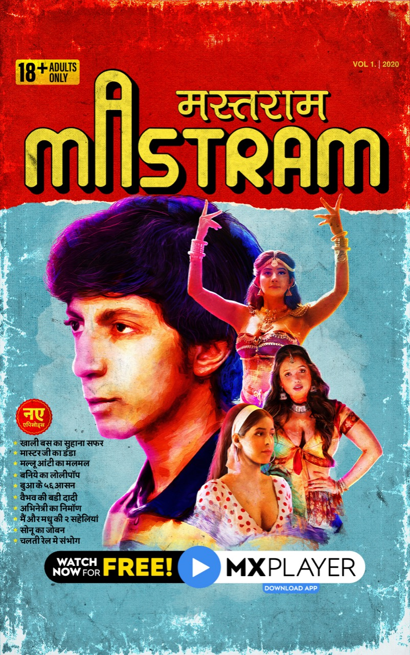 Mastram (2020) Hindi Hot Web Series 720p WEB-DL 1.2GB | 550MB Download