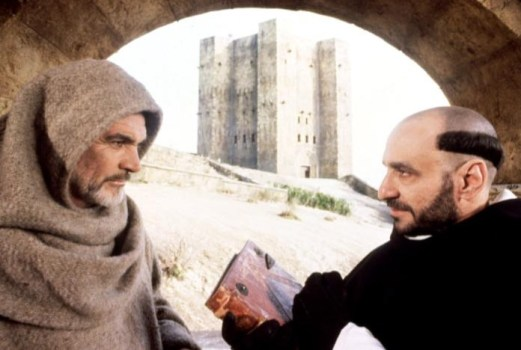 Image result for f murray abraham and connery in the name of the rose