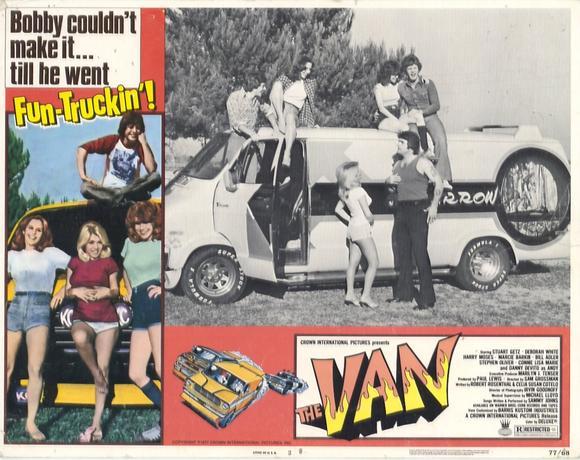 The Van (1977) - Photo Gallery - IMDb
