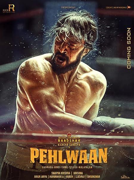 Pailwaan (2019) Hindi WEB-HDRip - 480P | 720P - x264 - 400MB | 1.3GB - Download & Watch Online  Movie Poster - mlsbd