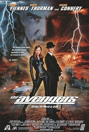 Os Vingadores 1998 Dublado Online