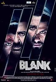Download Blank (2019) {Hindi} Bluray 480p [300MB]     720p [900MB]