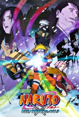 Naruto - O Filme: O Confronto Ninja no País da Neve Legendado Online
