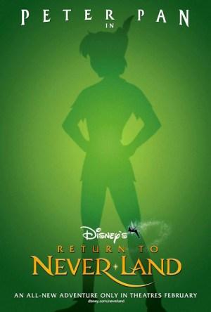 Peter Pan: De Volta à Terra do Nunca Dublado Online