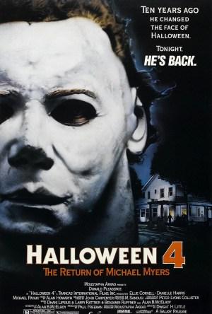Halloween 4 – O Retorno de Michael Myers Dublado Online
