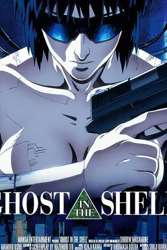 Ghost in the Shell: O Fantasma do Futuro Dublado Online