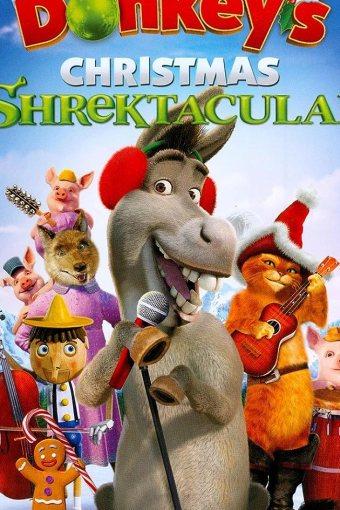 Natal Shrektacular do Burro Dublado Online