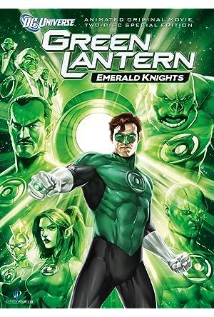 Lanterna Verde: Cavaleiros Esmeralda Dublado Online