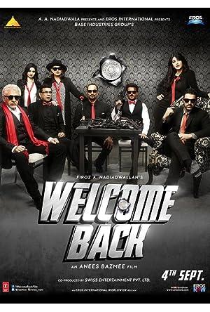 Welcome Back Legendado Online
