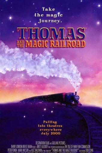 Thomas e a Ferrovia Mágica Dublado Online