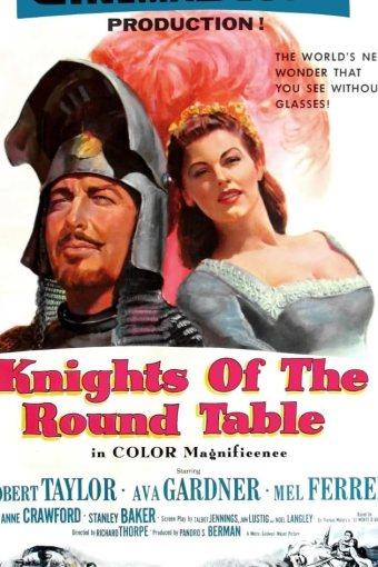 Os Cavaleiros da Távola Redonda Dublado Online