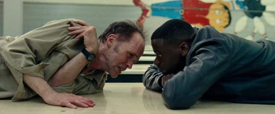 Kevin J. O'Connor and Daniel Kaluuya in Widows (2018)