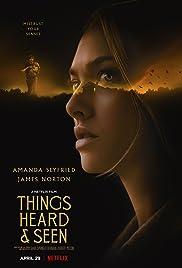 Film Horor Terbaru Things Heard and Seen