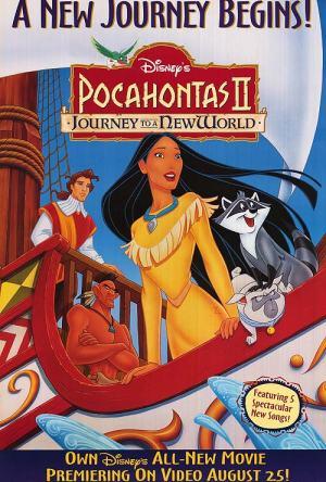 Pocahontas 2 - Uma Jornada para o Novo Mundo Dublado Online
