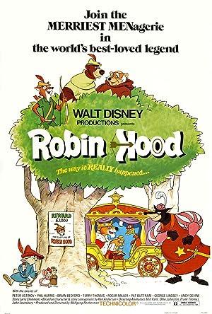 Robin Hood 1973 Dublado Online