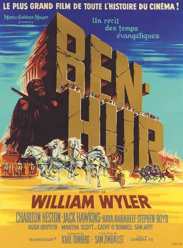 Ben-Hur (1959) Dual Audio 720p BrRip 700MB Download on movies365.co