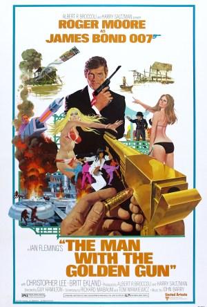 007 Contra o Homem com a Pistola de Ouro Dublado Online