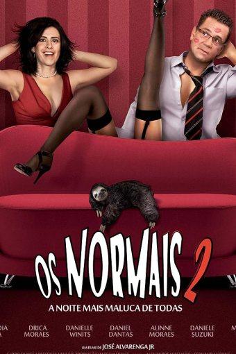 Os Normais 2 – A Noite Mais Maluca de Todas Online