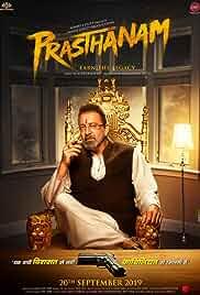 Download Prassthanam (2019) {Hindi} PreDVD 480p [350MB] || 720p [1GB]