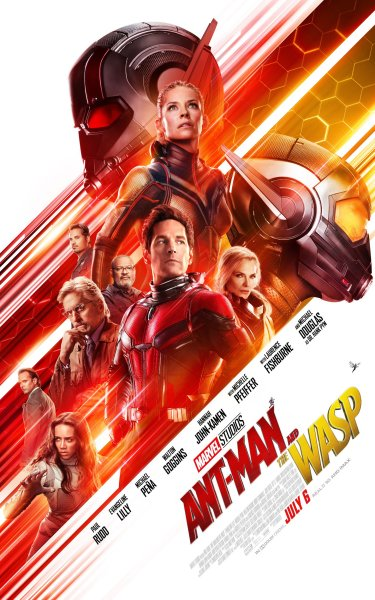 Image result for ant man and the wasp poster
