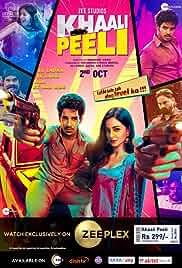 Index of /MKV/Khaali Peeli (2020) Hindi