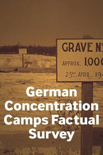 Campos de Concentração Alemães: Dados e Fatos Legendado Online