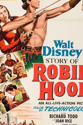 Robin Hood, O Justiceiro 1952 Dublado Online