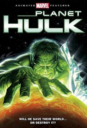 Planeta Hulk Dublado Online