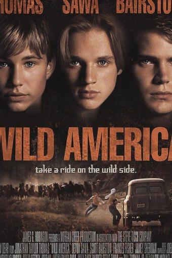 Uma Aventura na América Selvagem Dublado Online
