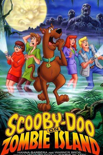 Scooby-Doo na Ilha dos Zumbis Dublado Online