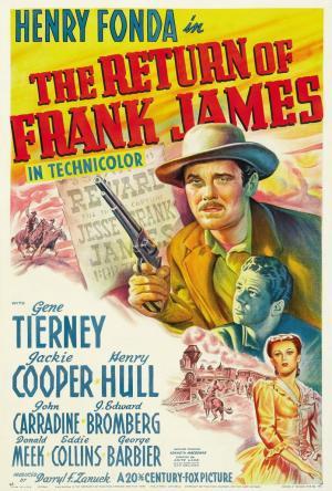 O Retorno de Frank James Dublado Online