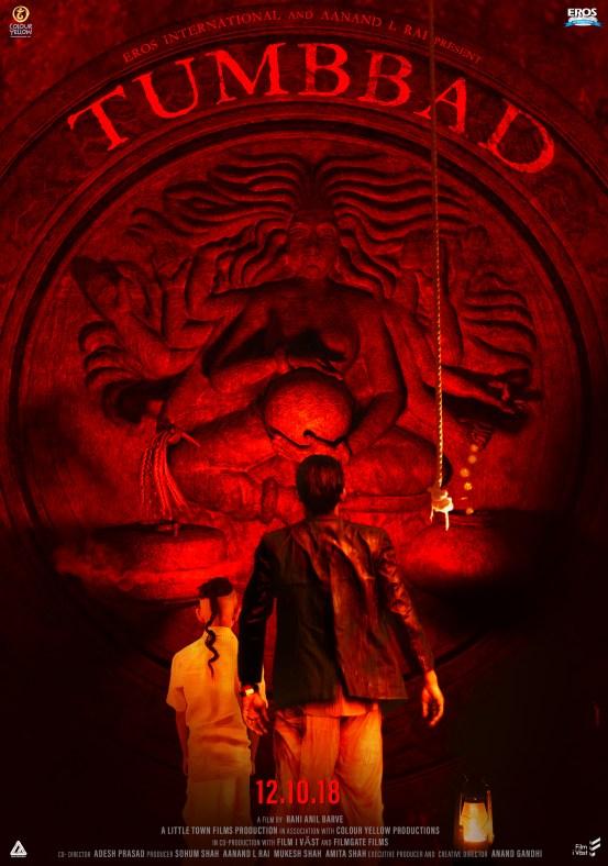 Tumbbad  Indian horror movies
