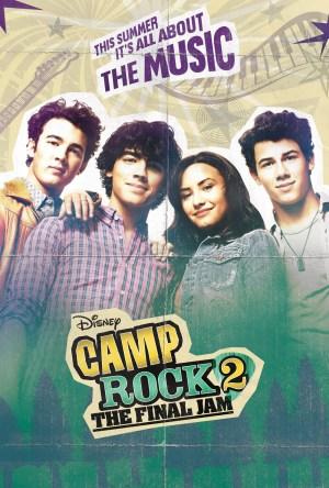 Camp Rock 2: The Final Jam Dublado Online