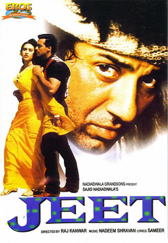Jeet (1996) Hindi 480p |  720p HDRip x264  450MB | 1.4GB Download